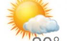 Widget meteo/Weatherforecast