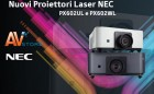 Proiettori NEC Laser Light Source