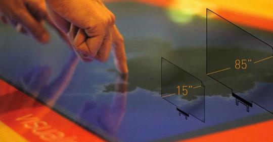 touchfoil Visualplanet AVstore