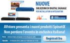 evento spinetix avstore-tv