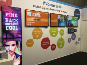 Stand Voome Networks ISE 2016