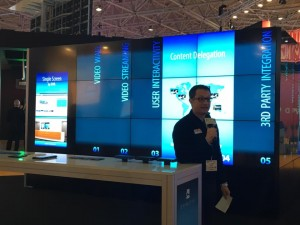 Stand SpinetiX ISE 2016