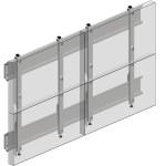 http://shop.avstore.tv/Struttura-Videowall-2x2-parete-piena-montaggio-orizzontale-per-monitor-55-pollici