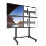 carrello chief Video wall 2x2
