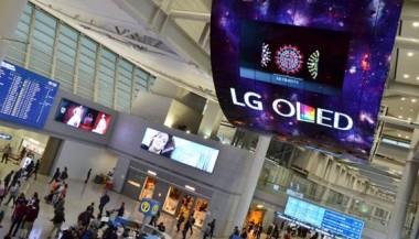 LG OLED Signage