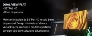 OLED BIFACCIALE PIATTO